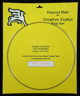 Zephyr Super Power Diamond Blade
